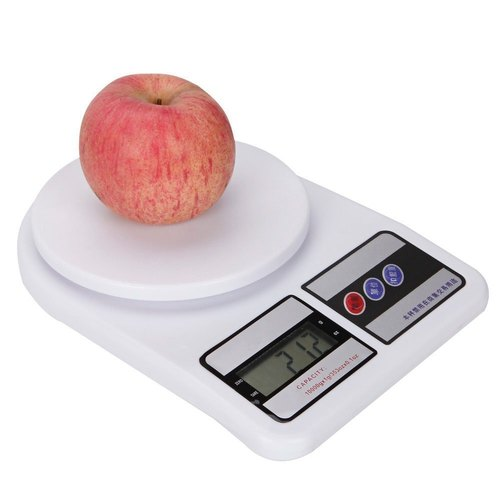10 Kg Digital Kitchen Scale 1 Gram Model Number Name Sf 400 Rs