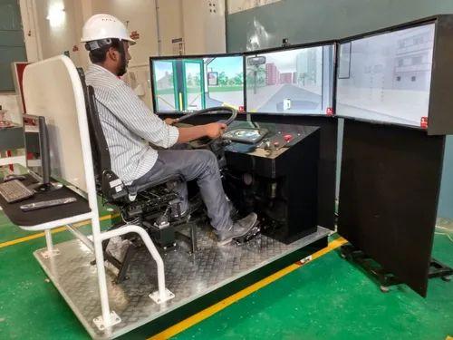 HMV Simulator - Truck Driver Training Simulator Manufacturer