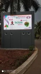 P 4.8 Out Door LED Video Screen