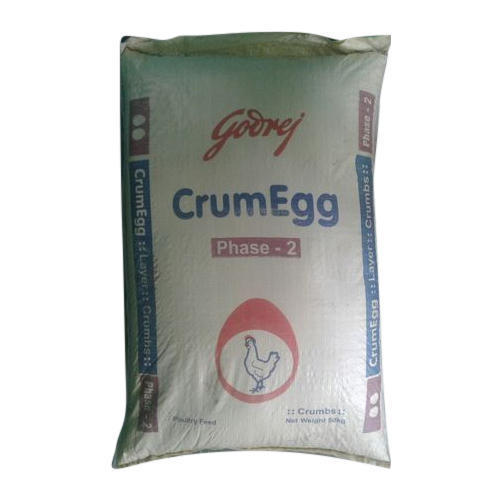 Godrej Poultry Feed, Packaging Type: Sack | ID: 17379859297