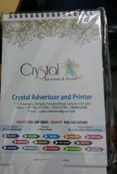 Table Calender Printing