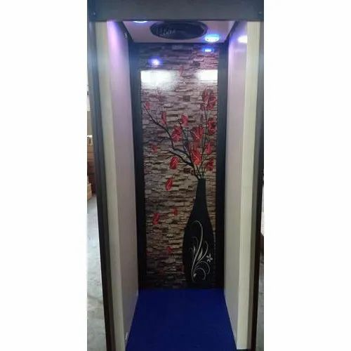 MS Powder Coated Cabin Manufacturer from Surat