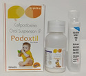Cefpodoxime Oral Suspension  50 mg