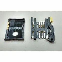 MUP-C716IM Socket With Push Switch