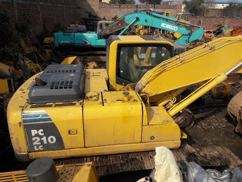 L&T Komatsu PC-210 - 8 Excavator Spare Parts