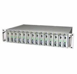 Rack Mount 14 Slots Ethernet Media Converter