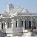 White Marble Temple Carving Service