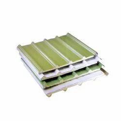 Insulated Sandwich PUF Panels