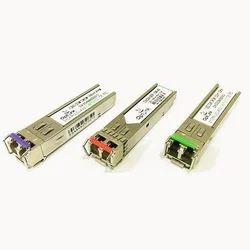 80Km 1.25Gb/s CWDM Single-mode SFP Transceiver