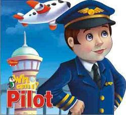 Who Am I Pilot Books