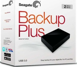 Seagate USB Hard Disk 1 TB(Backup Plus)