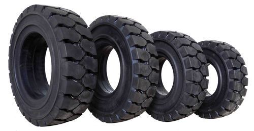Forklift Solid Tyres, Industrial Solution Company | ID: 14611106573