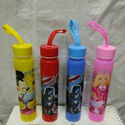 Kids Water Bottle Cartoon Shape