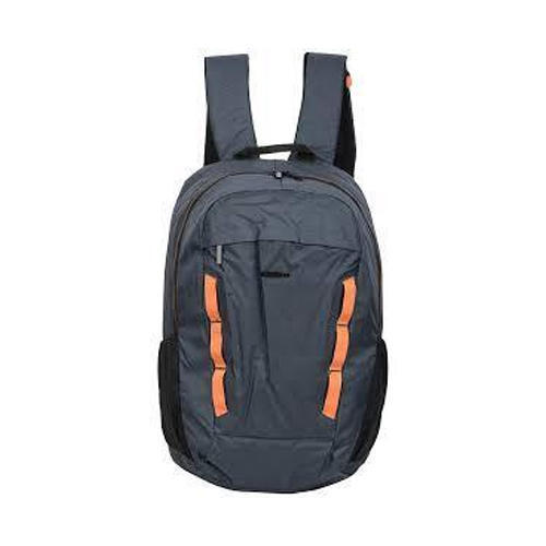 151fba643e ROCKLAND Navy Blue With Orange Casual Trendy Laptop Backpack