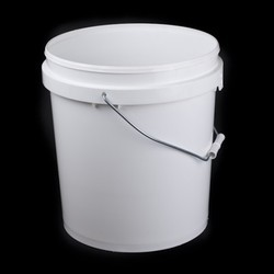22 L Plastic Paint Bucket