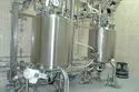 Alcohol Based Hand Sanitizer Processing Equipment