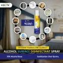 Alcohol Surface Disinfectant Spray
