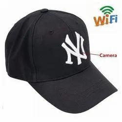 Safetynet 1080p Hd Wifi Cap DVR Wearable Mini DVS Wireless Network Camera Portable Hat