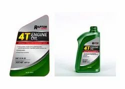 Aim Technologies Polyethylene Lubricant Labels, For Packaging, Packaging Type: Roll