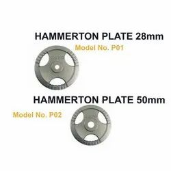 28 mm And 50 mm Weight Plate