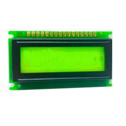 8x1 LCD Display Modules