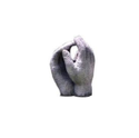 Marble White Hand Sculpture