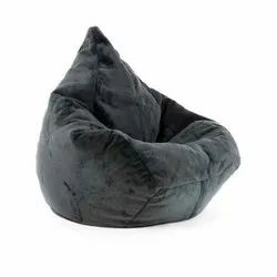 Mollismoons XXXL Fur Bean Bag Chair