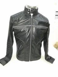Black Full Sleeve Men's Jacket Hc8010180