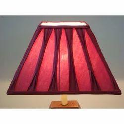 Cloth lamp shade kapde ki lamp shade manufacturers suppliers cloth lamp shade aloadofball Image collections