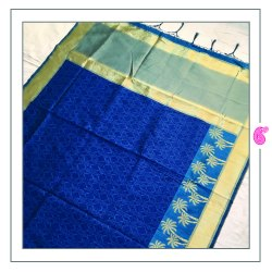 Tanchui Silk Tanchui Art Silk Saree