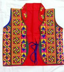 Embroidered Ladies Jacket