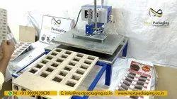 Manual Masala Blister Packing Machine