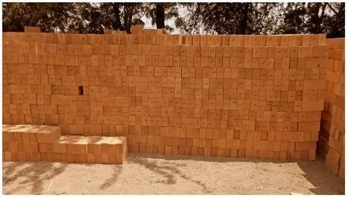 Cuboid Refractory Fire Bricks, Size (Inches): 9 X 4.5 X 3