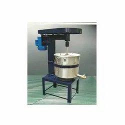 Stainless Steel Three Phase Bundi Machine, Capacity: 7000 Balls Per Hour