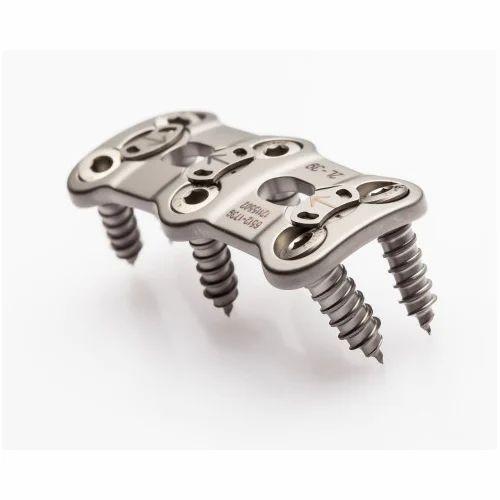 Innovative Ortho Titanium Cervical Plate
