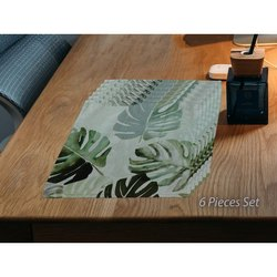 6 Pieces Table Placemat
