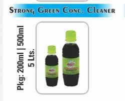 35Ltrs Floor Green Concentrate Phenyl, Packaging Type: Can