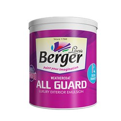 Berger Weathercoat All Guard Luxury Exterior Emulsion