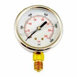 Hydraulic Pressure Gauge - Hydraulic Pressure Gage Latest Price