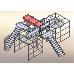 Structural Fabrication Detailing Services