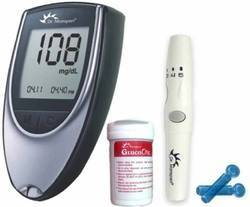 Dr Morepen Glucometer Kit with 50 Test Strips BG-03