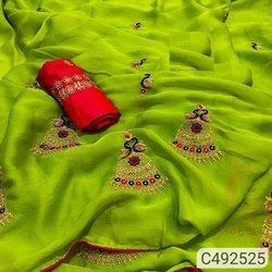 Embroidered Ethnic Wear Womens Wear