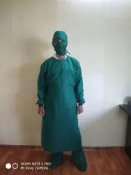 Surgeon Gown Cotton Kit (PPE)