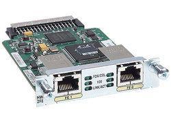 Cisco HWIC-2FE Module