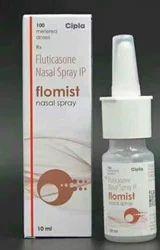 Flomist Nasal Spray For Sinusitis, 100mg