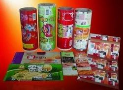 Flexible Packaging Pouches and Rolls