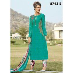 Zuhaib Ladies Stylish Palazzo Suit
