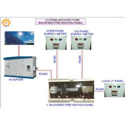 Three Phase Power Reverse Control System