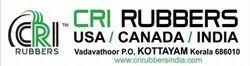CRI Black Automotive Precured Tread Rubber