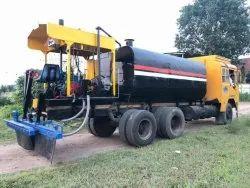 Truck Mounted bitumen emulsion Sprayer